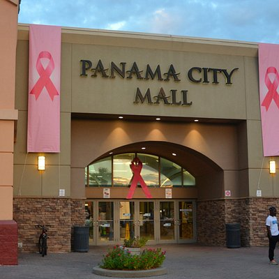 Front Entrance - Supports Breast Cancer Awareness