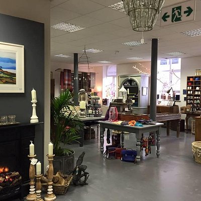 Our beautiful shop also houses and exclusive Art Gallery!  This is an experience not to be misse