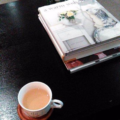 ジンジャー入りのジャスミン茶?? おいしいです