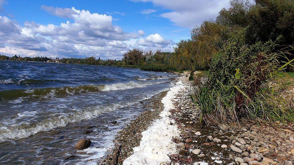 Viharos az Öreg tó