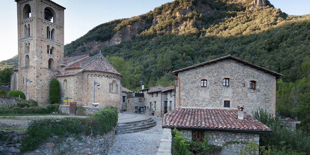 Beget village, Pyrenees, Catalonia