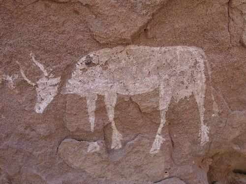 Cave Art of Acacus