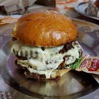 Munchies beef burger
