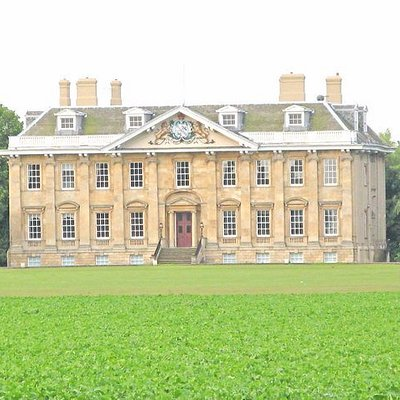 Painting of Cowick Hall but still looks as good.