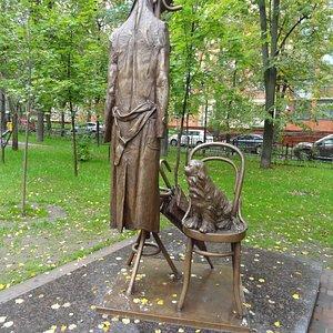 Cквер Аксенова