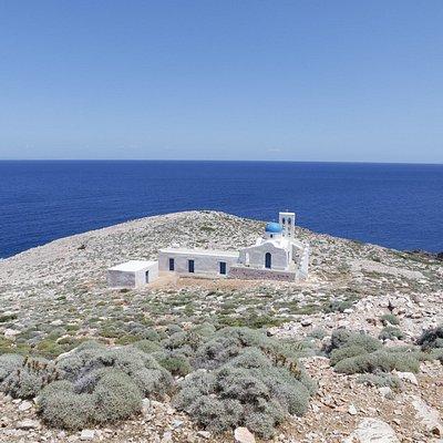 L'église Agios Sostis