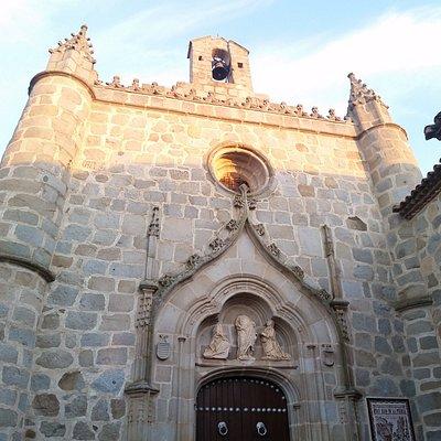 Detalles de la Iglesia