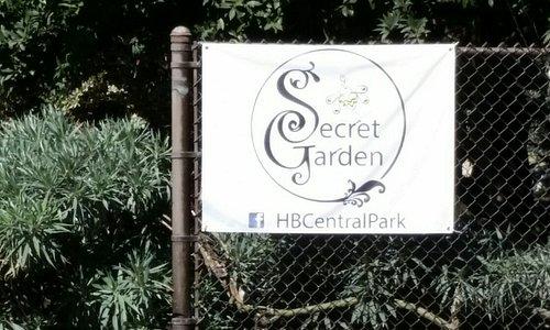 Part of the park