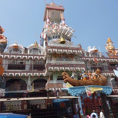 Lal Mata MAndir (Little Veshnodevi)