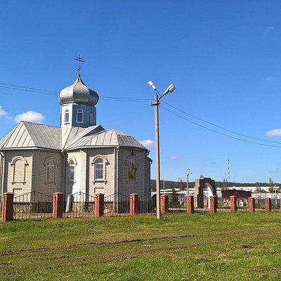 Храм покровителя русского воинства Георгия Победоносца