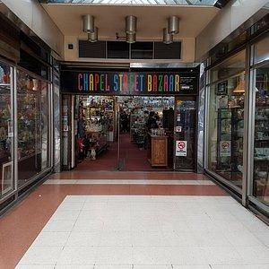 Entrance to Bazaar