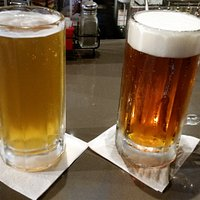 White Squirrel and College Heights Pale Ale