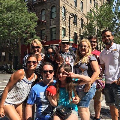 """O prédio do """"Friends"""" é um dos cenários mais fotografados de West Village."""