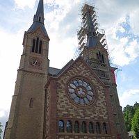 Новая церковь св. Лаврентия