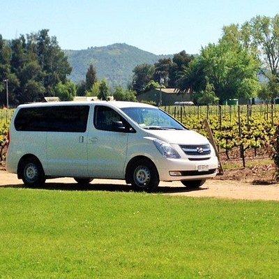 Transfer desde Santiago, tours por Colchagua y Alrededores.