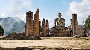 Vat Pia Vat Xieng Khuang Laos