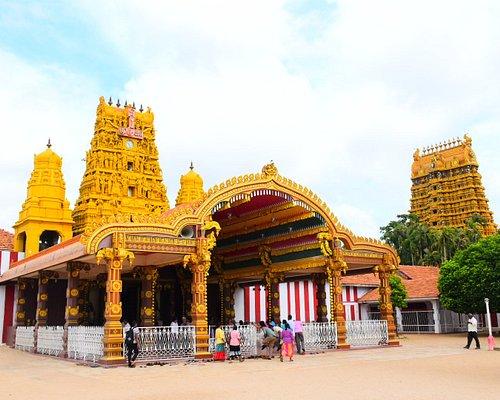 Nallur kovil@jaffna.most popular hindu kovil in Northern provienceSri Lanka
