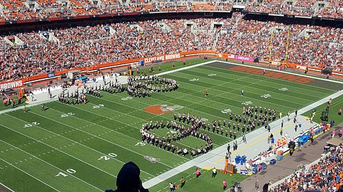 Script Ohio by The Ohio State Marching Band