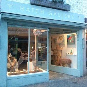 Hatch Gallery, Christchurch, Dorset