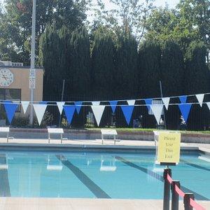 Swimming Pool, Milpitas Sports Center, Milpitas, CA