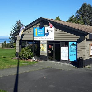 Port Hardy Visitor Centre & Chamber of Commerce. Offering visitor & community services!