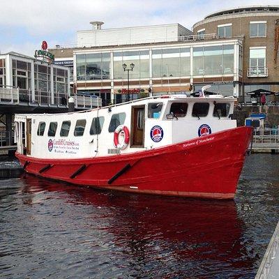 Cardiff Cruises at Mermaid Quay