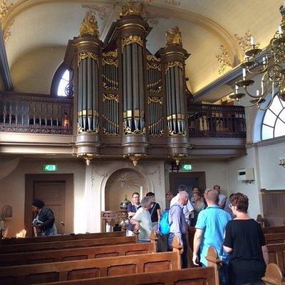 het orgeltje