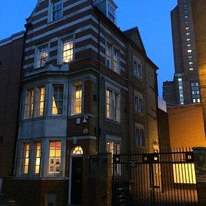 1901 Arts Club in London's Waterloo