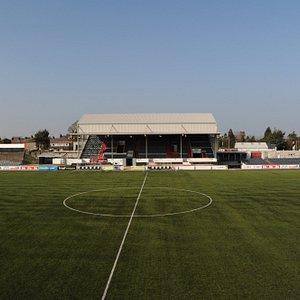 General view of oriel park