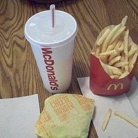 McDonald's meal.
