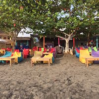 Lunch at Jo Je, doesn't get any better in Lombok