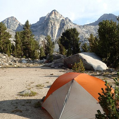Backpacking  in Yosemite National Park with Echo Adventure Cooperative!