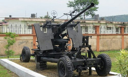 Amazing feeling with the Indian army machines