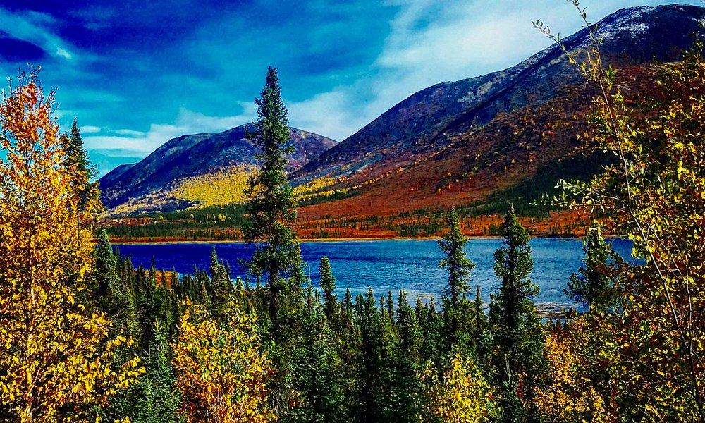 Autumn colors were stunning!