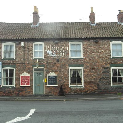 The Plough for good reasonable food.