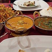 Assiette Maharaja (pour 2)