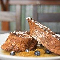 Cinnamon Custard French Toast