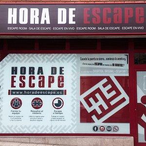 Hora de Escape - Escape Room