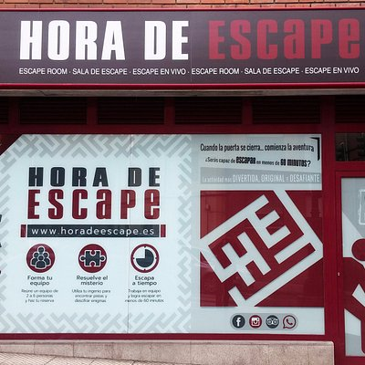 Hora de Escape - Escape Room