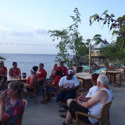 One Love Bus Bar Crawl, Neril, Jamaica