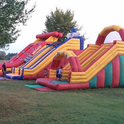 Парк детских развлечений