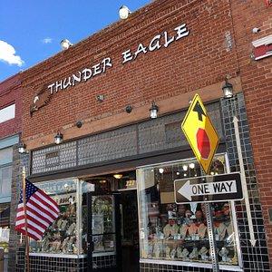 Thunder Eagle Native Art