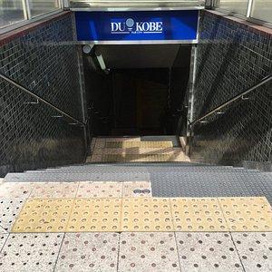 地上からの入口