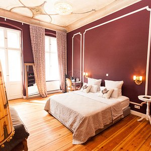 The Suite at the Linnen