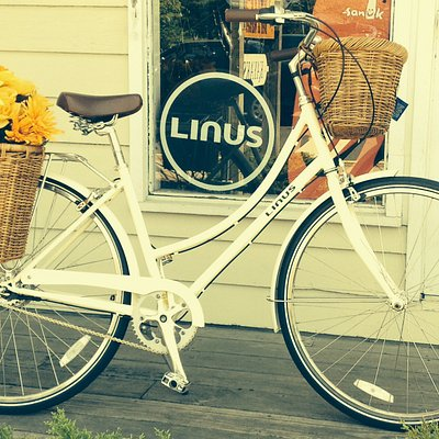 We carry Linus Bicycles!