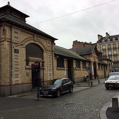 Mercado en Rennes
