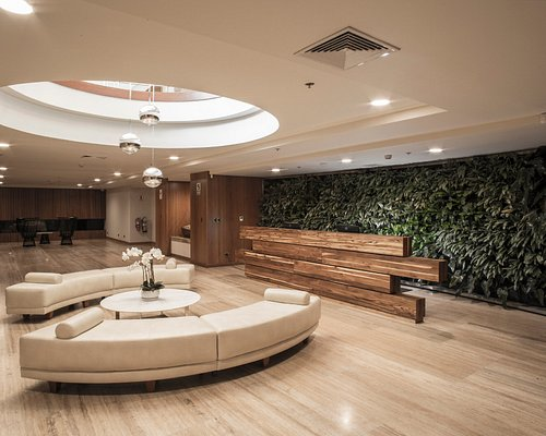Lobby - Spa Swissôtel Lima