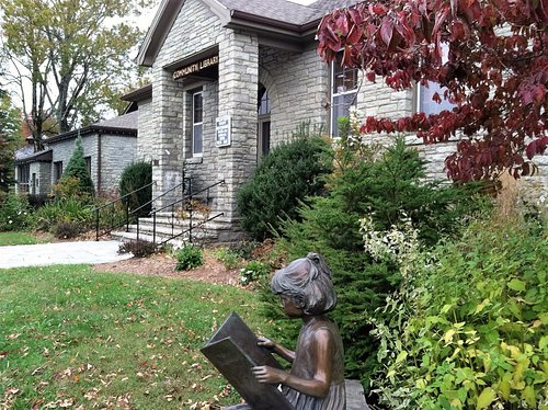 """Blowing Rock Community Library and """"Jessie"""""""