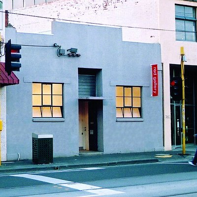 Contemporary art gallery located in Fitzroy North.