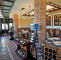 Interior with Wine Variety